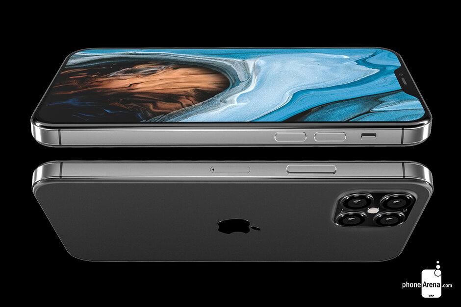 iOS 14 odhalil vzhled iPhonu 12 Pro. Podívejte se jak bude vypadat!