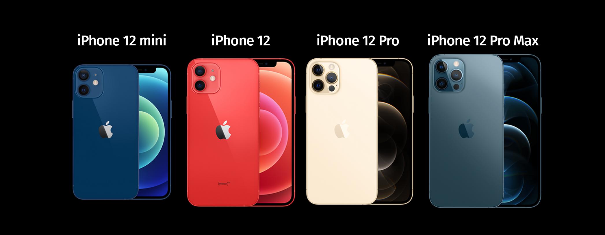 Apple představil čtyři nové iPhony a HomePod Mini. Jaké jsou novinky?
