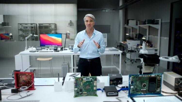 Apple vysvětluje, proč skrývají taktovací frekvenci procesoru M1
