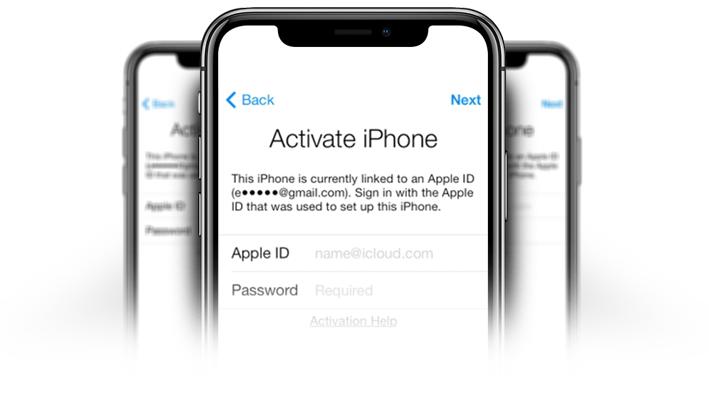 Společnost Apple spustila web pro snadné odstranění zámku aktivace