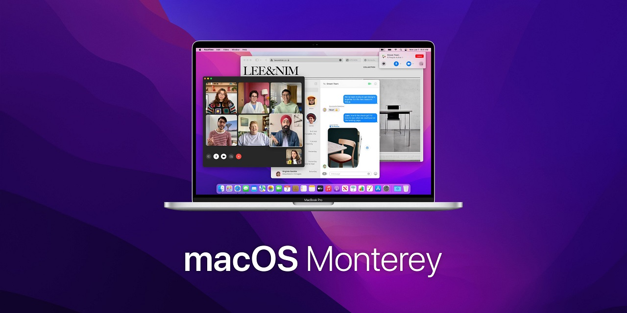 Jak stáhnout MacOS Monterey Developer Beta na Mac?