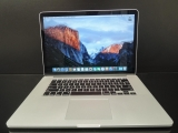 "MacBook PRO RETINA 15.4"" /i7 2.3 GHz/8GB RAM/750GB SSD"