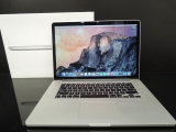 "MacBook PRO RETINA 15.4"" CTO/i7 2.7 GHz/16GB RAM/756GB SSD"