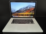 "MacBook PRO RETINA 15.4"" CTO/i7 2.6 GHz/16GB RAM/512GB SSD"
