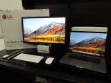 "MacBook PRO 2016 15.4""/i7 2.7GHz/16GB RAM/512GB SSD+21.5""LG UltraFine 4K for Mac"
