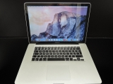 "MacBook PRO 15.4"" /i7 2 GHz/16GB RAM/120GB SSD + 500GB HDD"