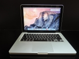 "MacBook PRO 13.3""/i7 2.9 GHz/8GB RAM/500GB HDD"