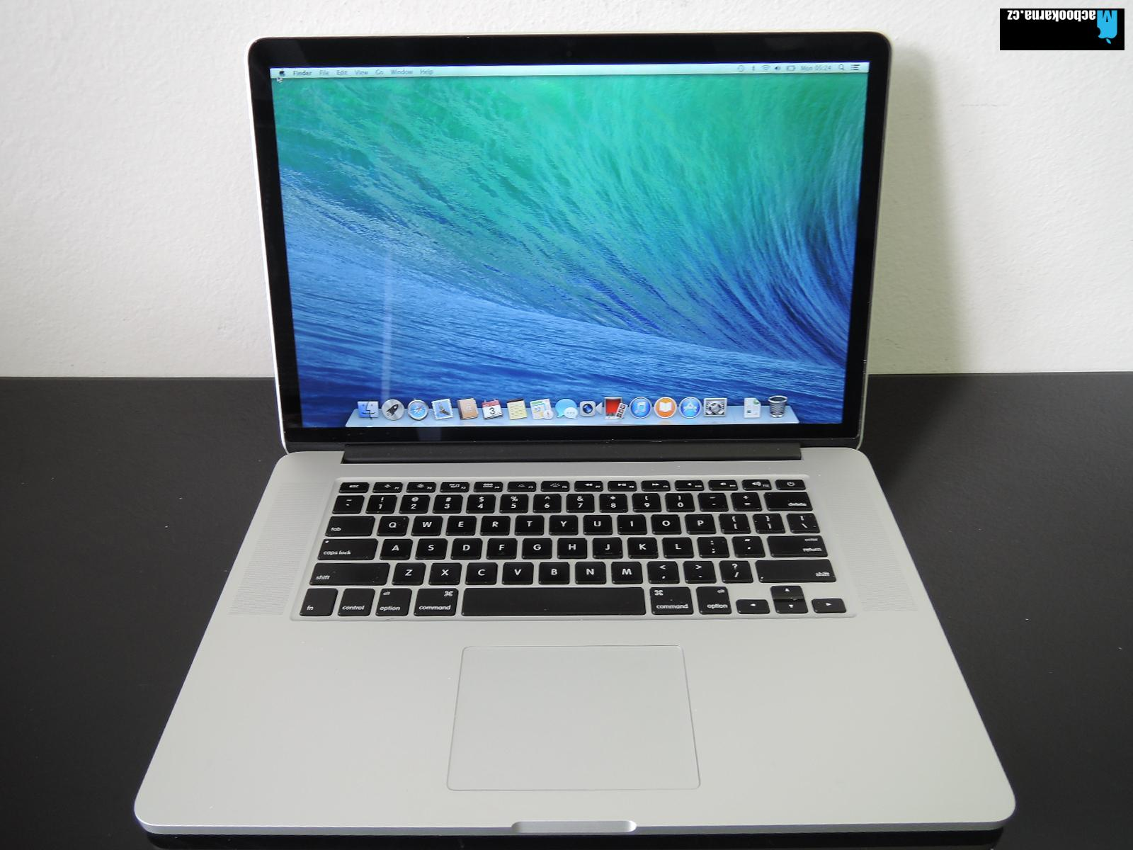 "MacBook PRO RETINA 15.4"" /i7 2.4 GHz/16GB RAM/256GB SSD"