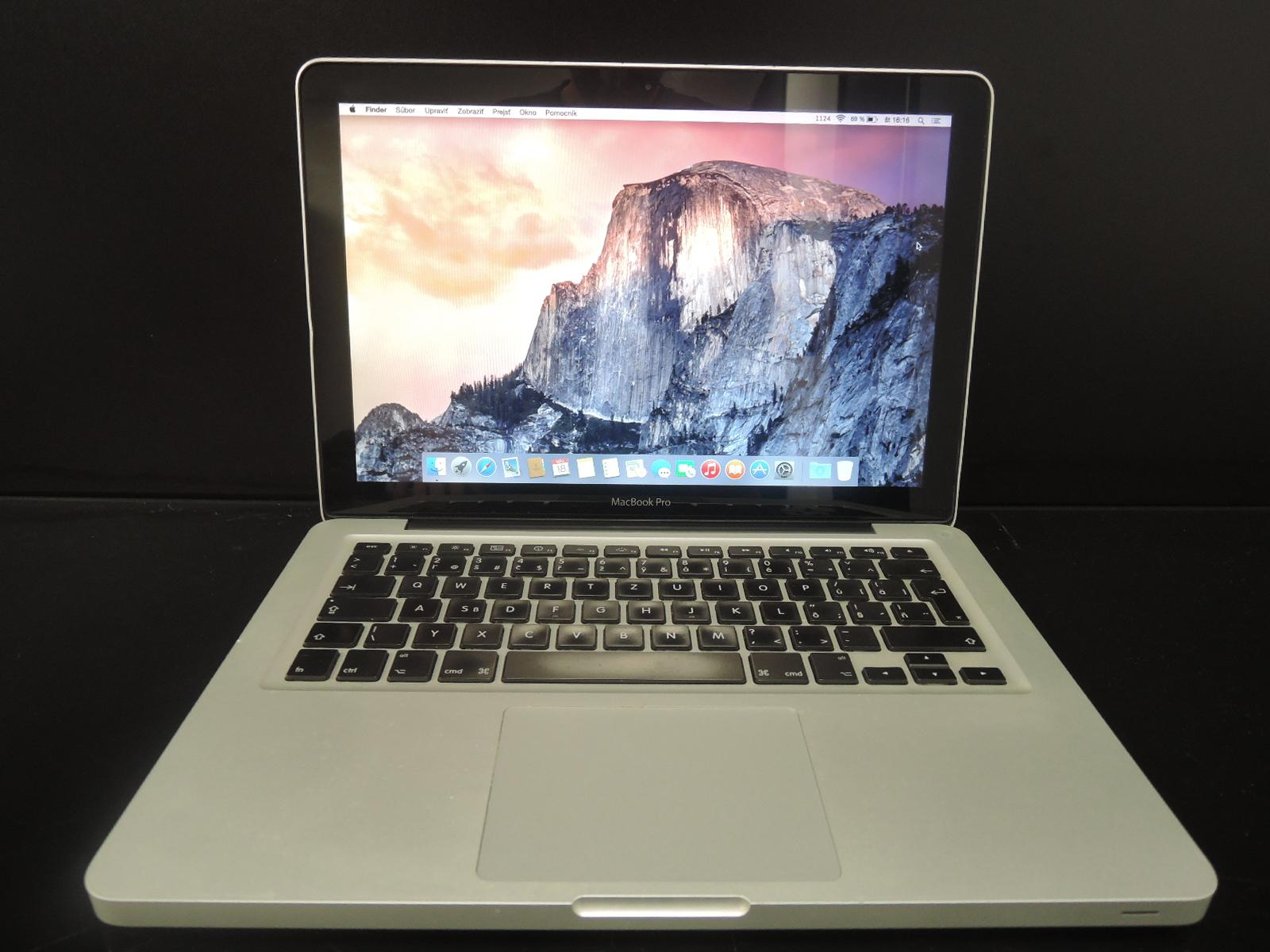 "MacBook PRO 13.3""/C2D 2.26 GHz/4GB RAM/160GB HDD"