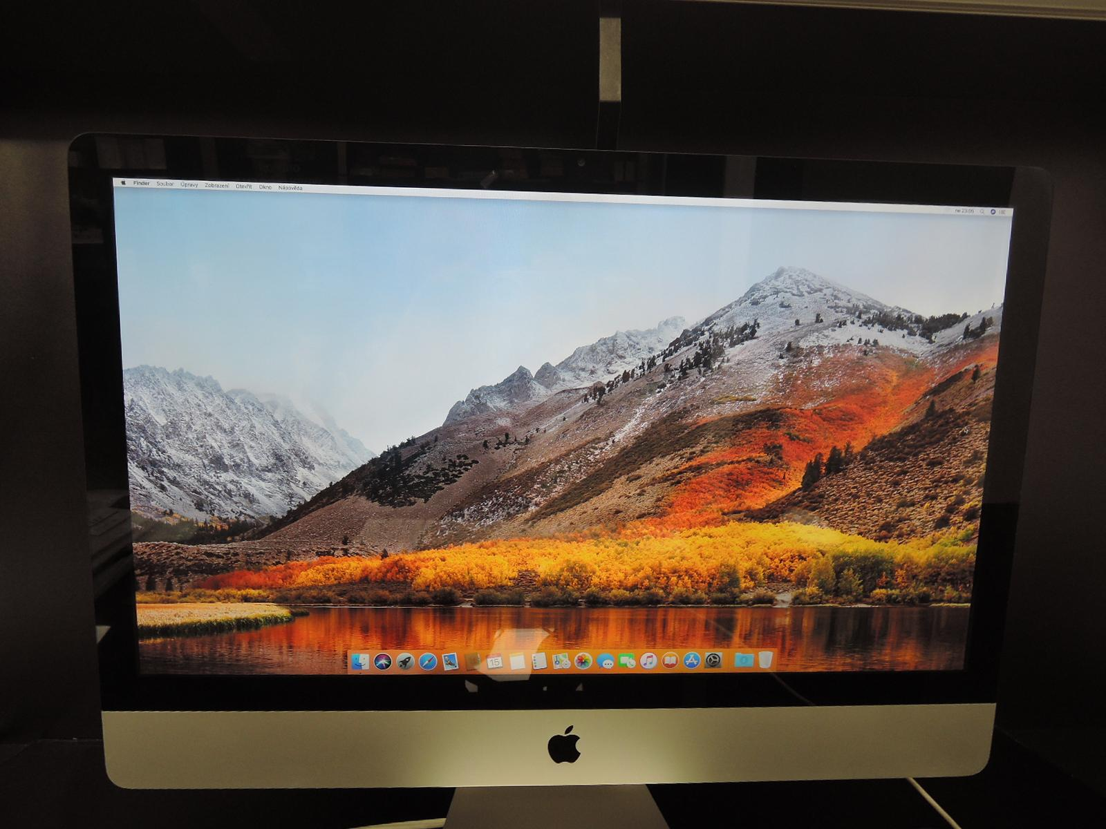 "APPLE iMAC 27""/i3 3.2GHz/8GB RAM/1TB HDD"