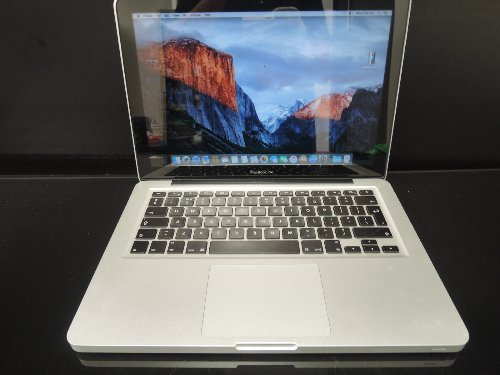 "MacBook PRO 13.3""CTO/i7 2.7 GHz/8GB RAM/128GB SSD"