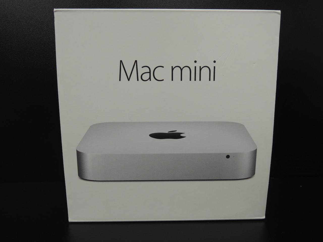 Apple Mac Mini 2014 i5 1.4 Ghz/4 GB RAM/500 GB HDD