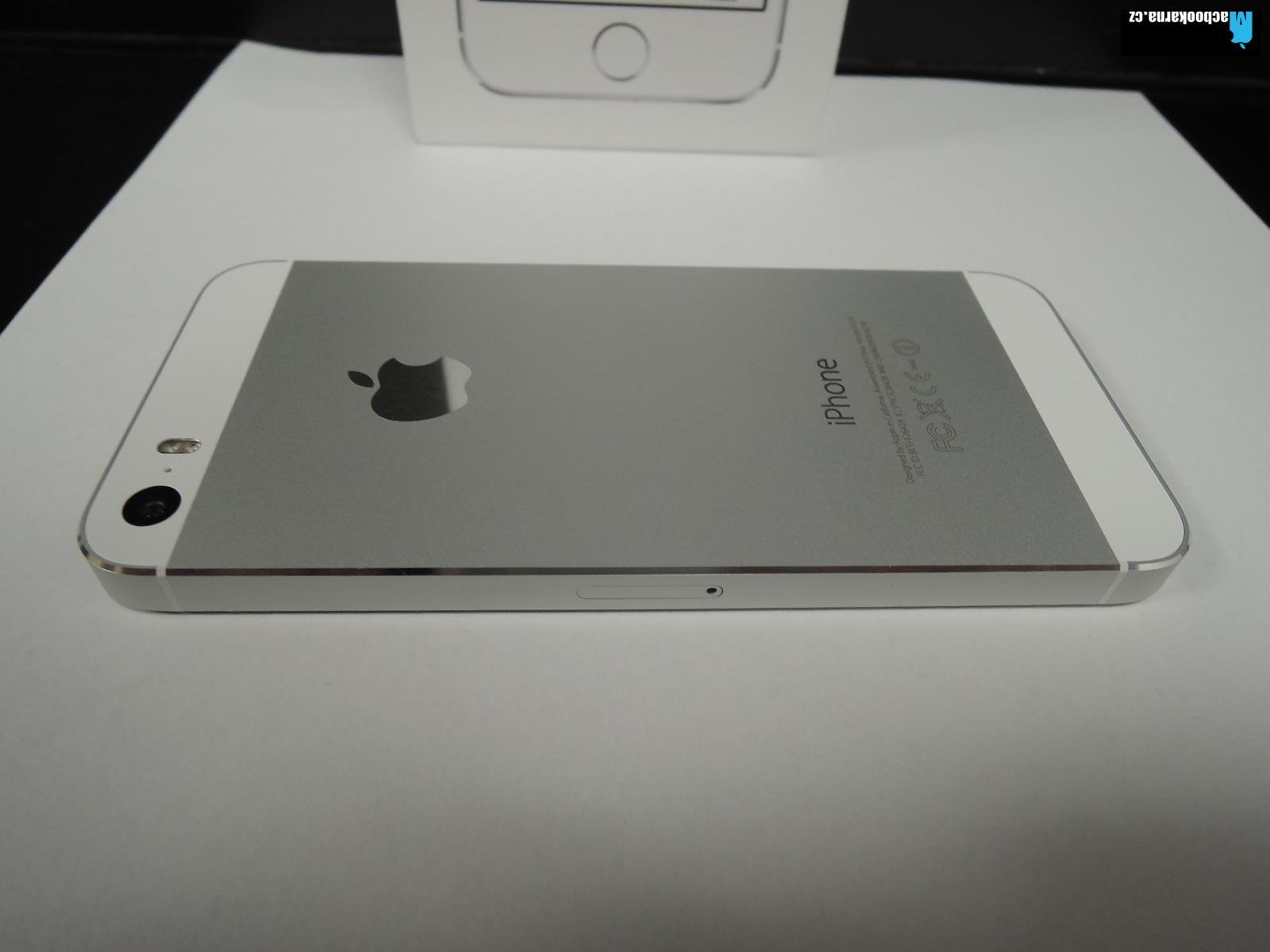 Apple iPhone 5s 32GB Silver - AKCE