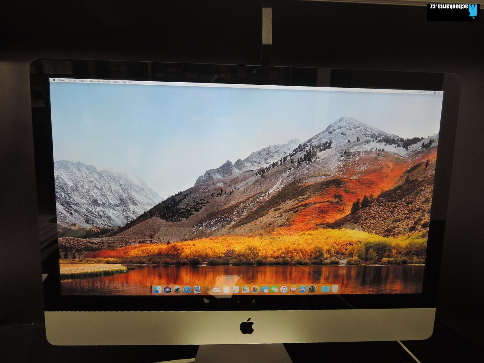 "APPLE iMAC 27""/i7 2.93GHz/4GB RAM/1TB HDD"
