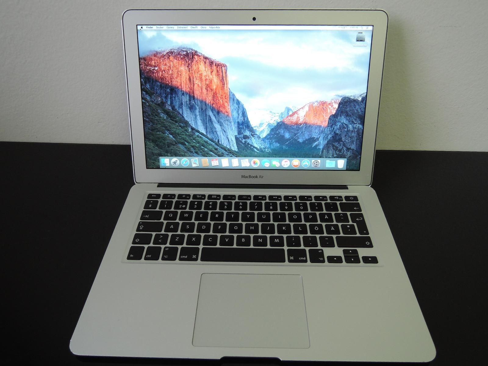 "MacBook AIR 13.3""/i5 1.7GHz/4GB RAM/64GB SSD"