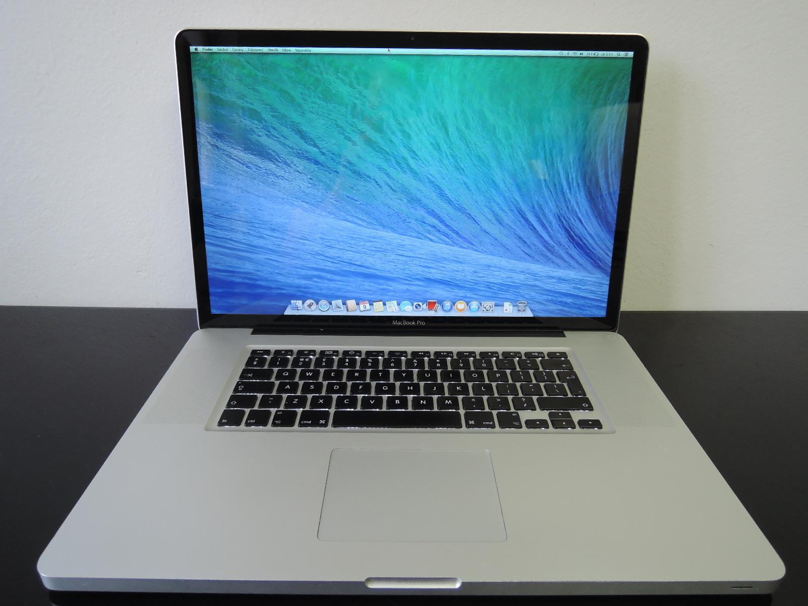 "MacBook PRO 17"" /i5 2.53 GHz/8GB RAM/500GB HDD"
