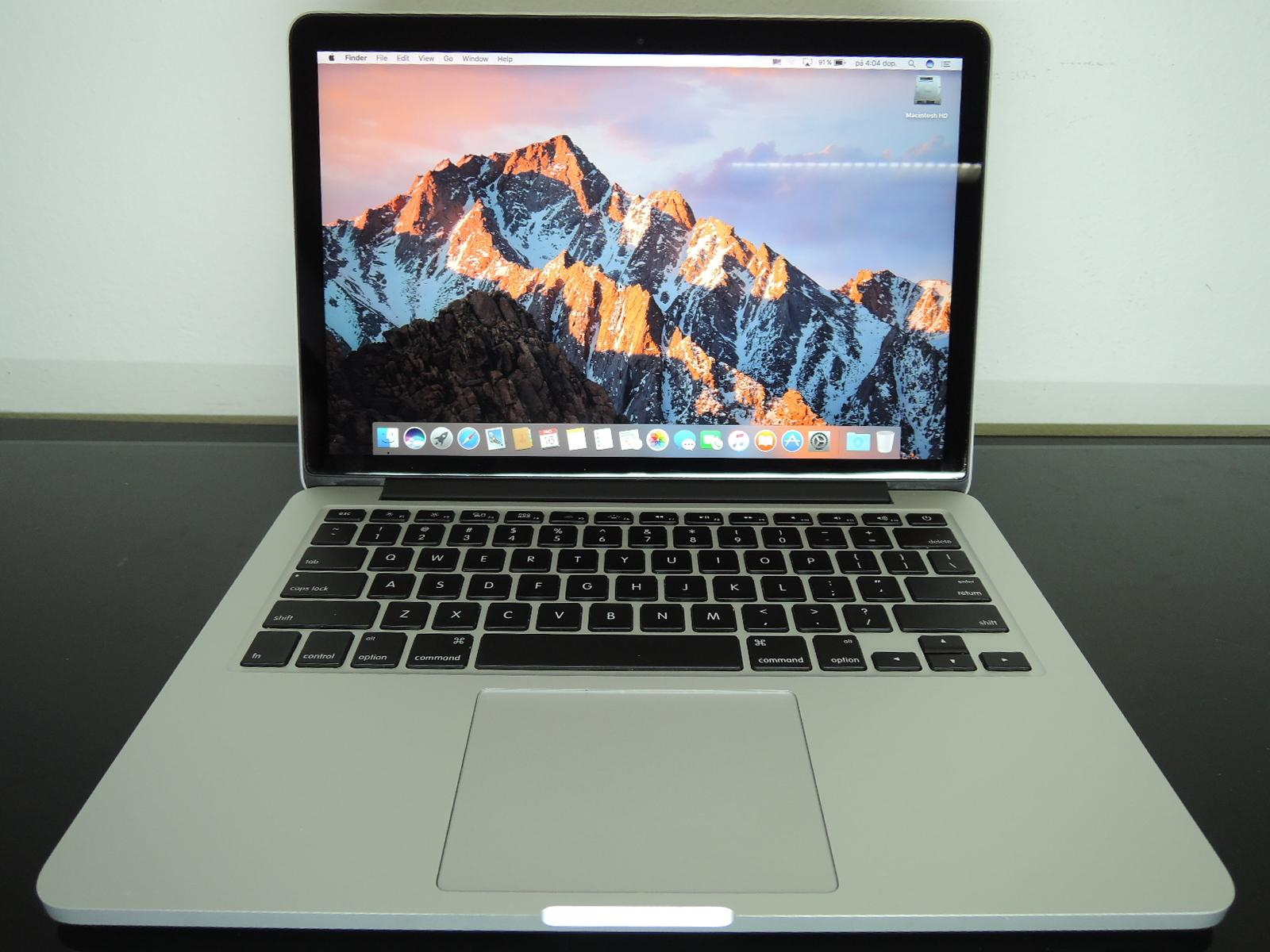 "MacBook PRO RETINA CTO 13.3""/i7 3GHz/8GB RAM/512GB SSD"