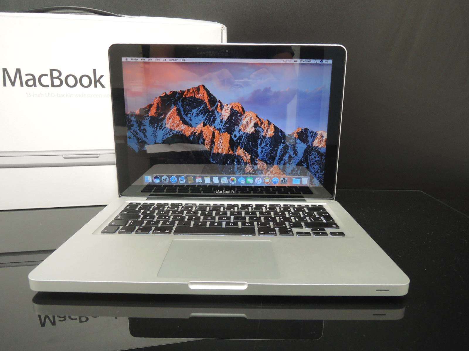 "MacBook PRO 13.3""/i5 2.5 GHz/4GB RAM/500GB HDD"