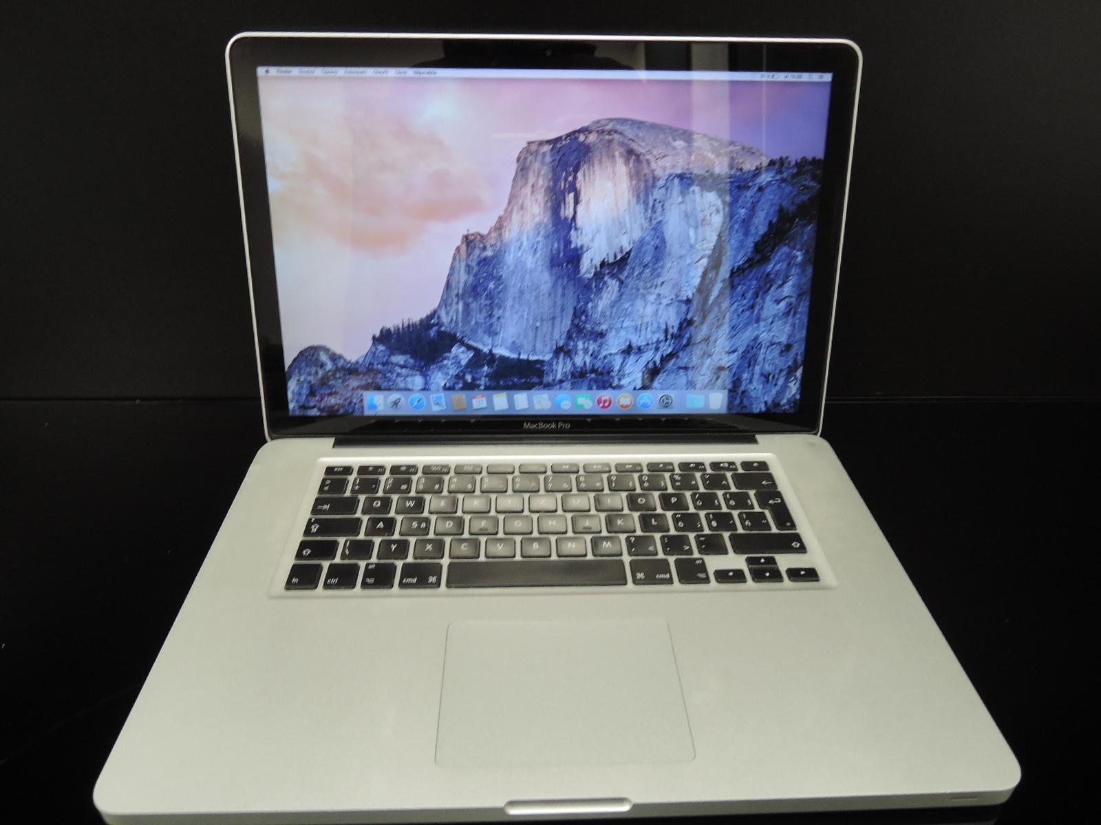 "MacBook PRO 15.4"" /i7 2.4 GHz/8GB RAM/128GB SSD"