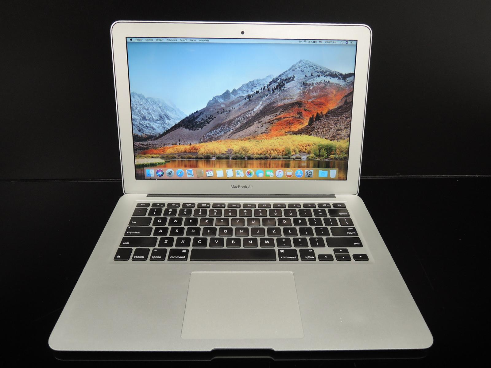"MacBook AIR 13.3""/i5 1.6GHz/4GB RAM/128GB SSD"