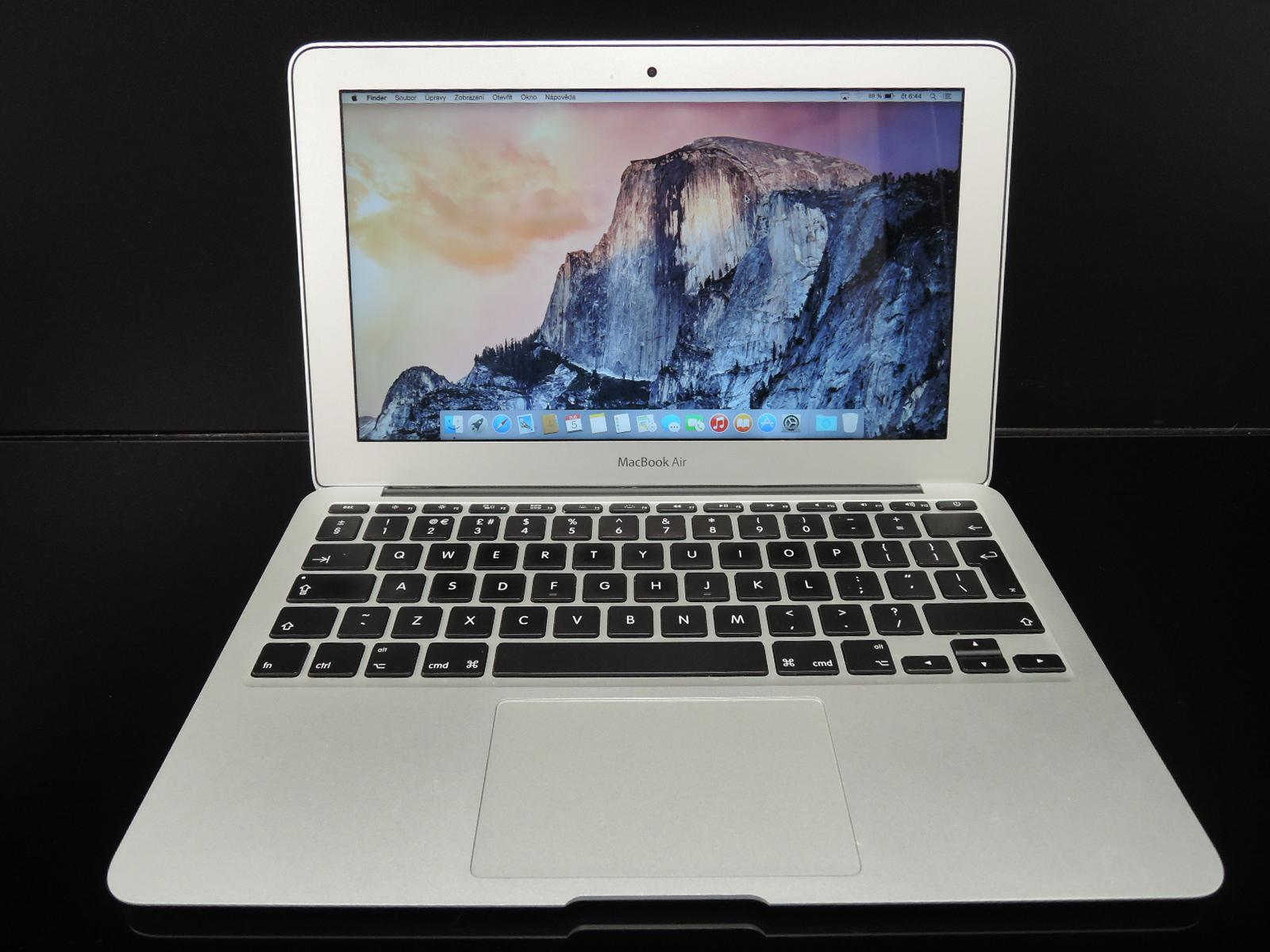 "MacBook AIR 11.6""/i5 1.4GHz/8GB RAM/128GB SSD"