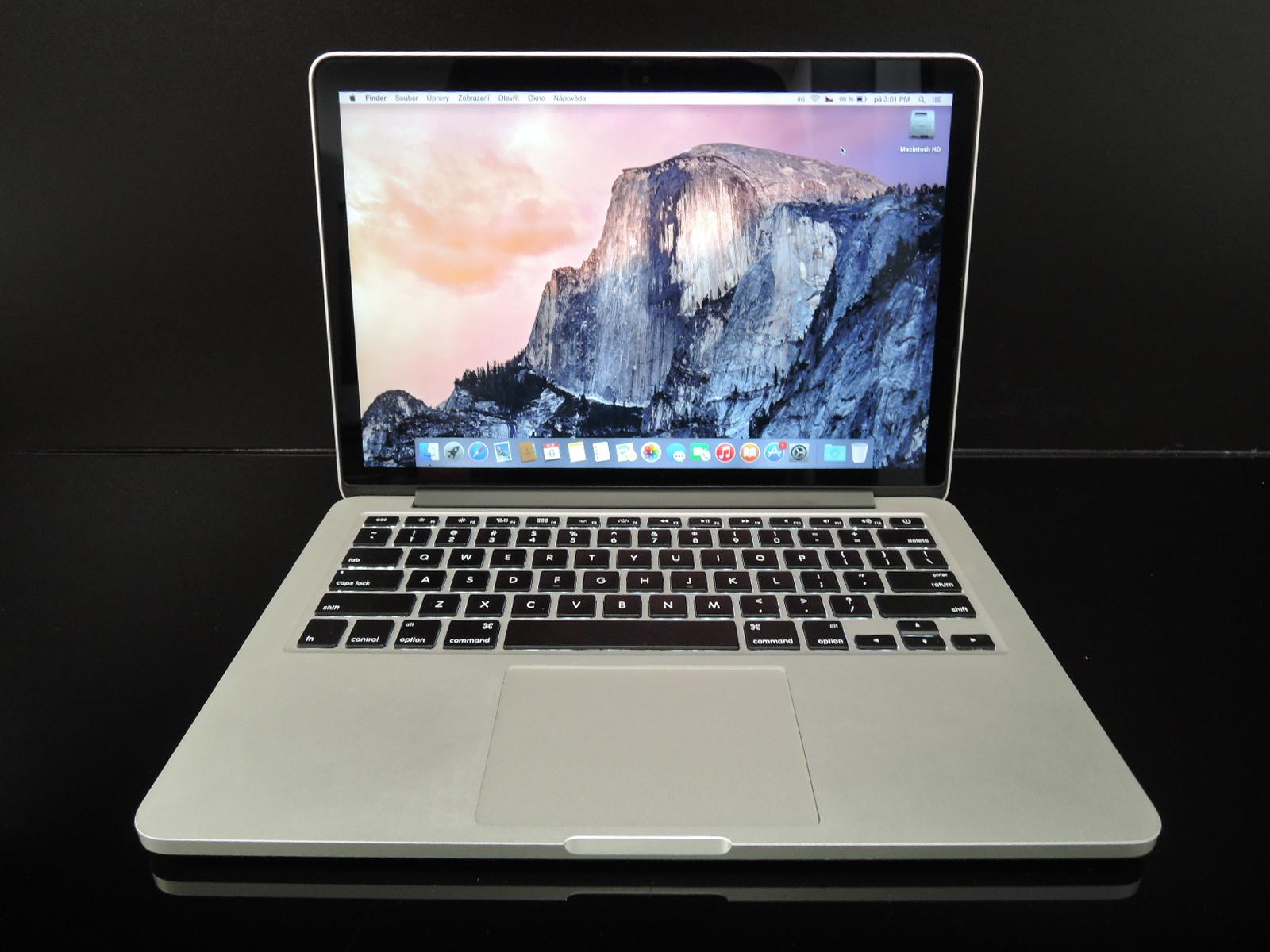 "MacBook PRO RETINA CTO 13.3""/i7 2.8GHz/16GB RAM/256GB SSD"