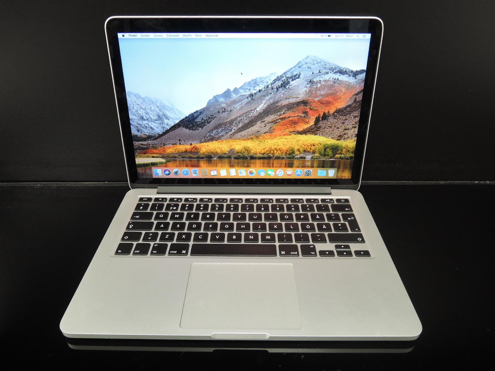 "MacBook PRO RETINA 13.3""/i5 2.4GHz/8GB RAM/128GB SSD"