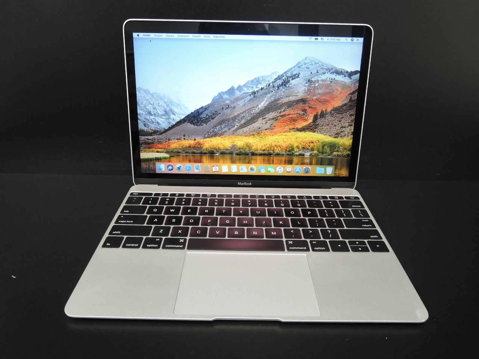 "MacBook RETINA 12""/1.2 GHz/8GB RAM/512GB SSD"