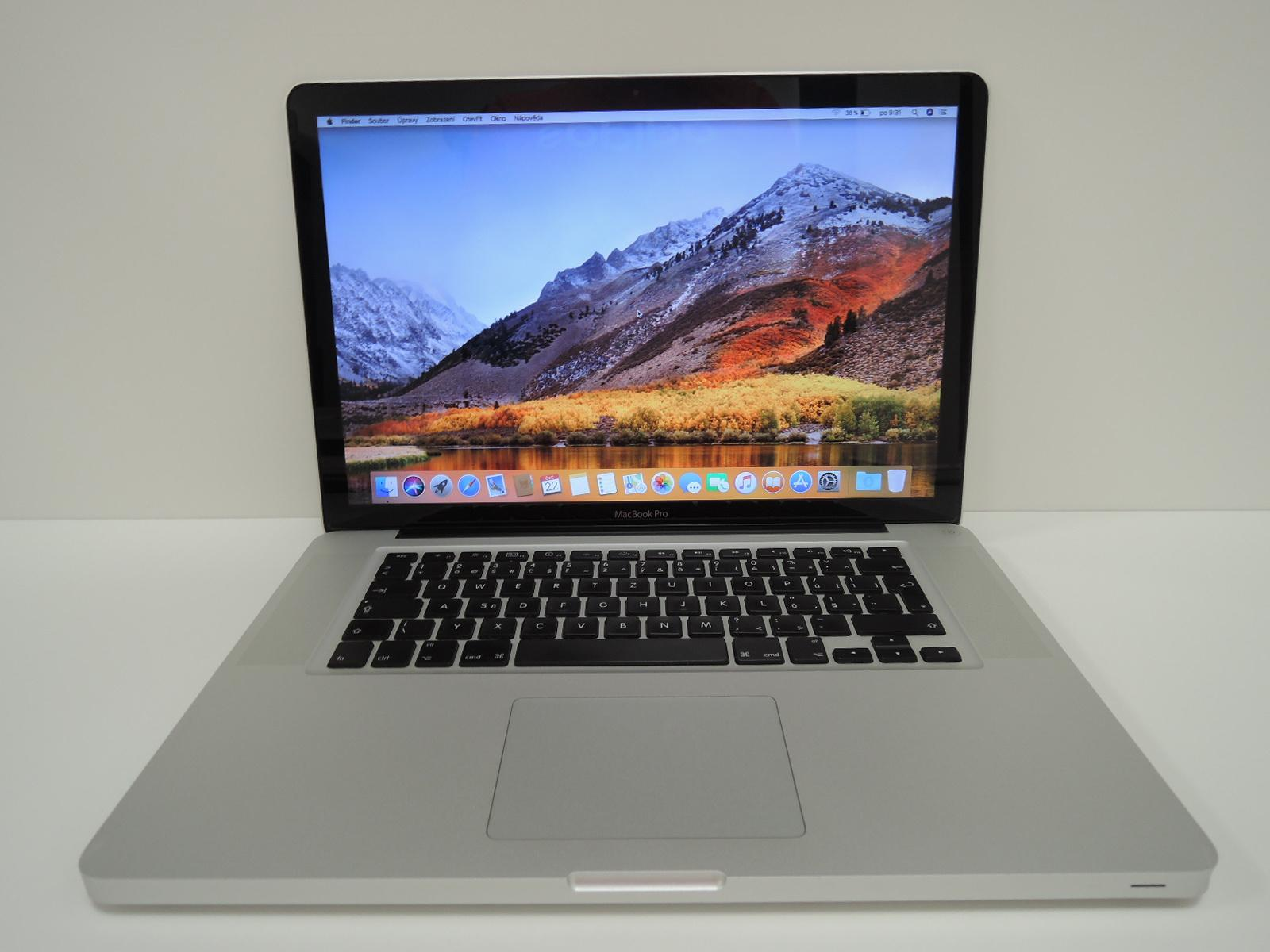 "MacBook PRO 15.4"" /i7 2.2 GHz/16GB RAM/240GB SSD"