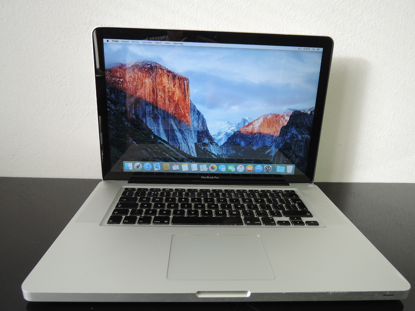 "MacBook PRO 15.4""/C2D 2.4 GHz/4GB RAM/500GB HDD"