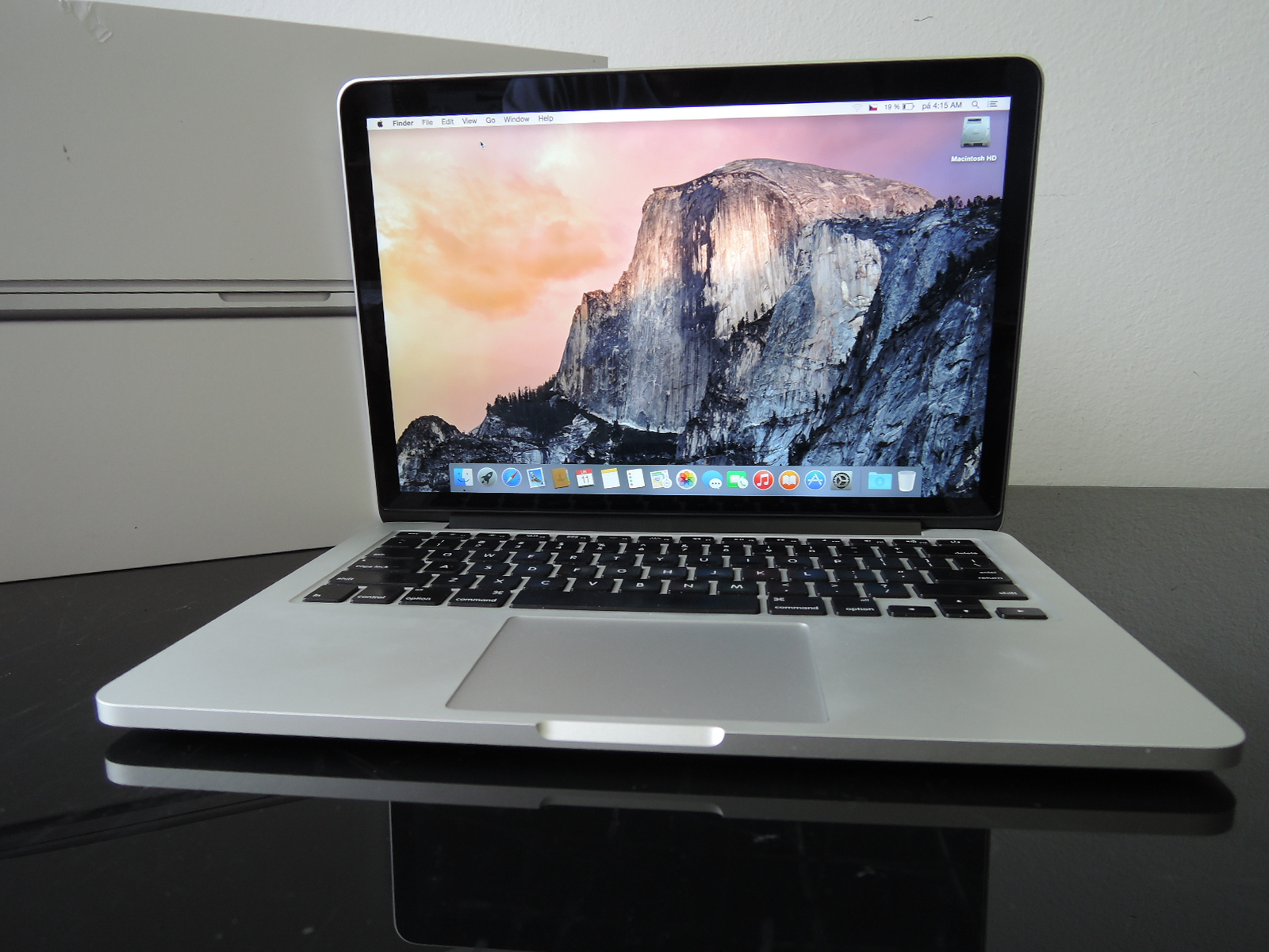 "MacBook PRO RETINA CTO 13.3""/i7 3 GHz/16GB RAM/512GB SSD"