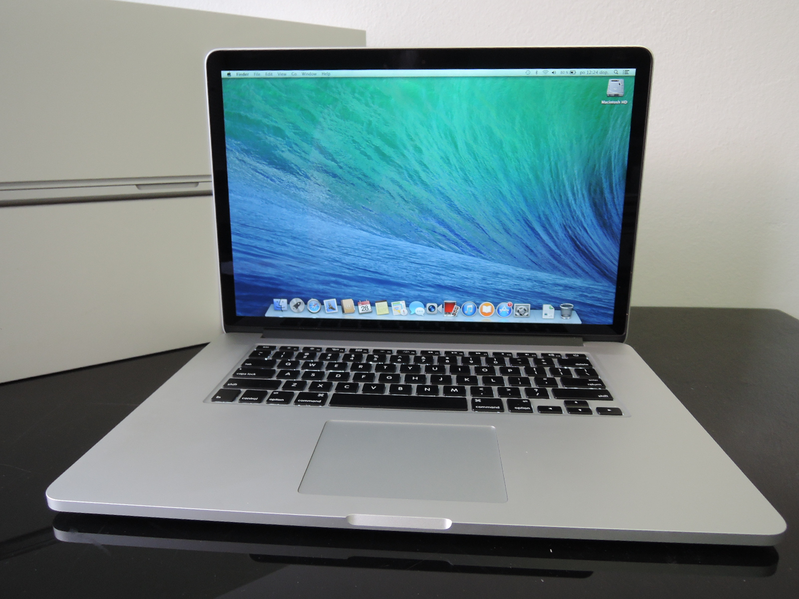 "MacBook PRO RETINA 15.4"" /i7 2.3 GHz/16GB RAM/1TB SSD"