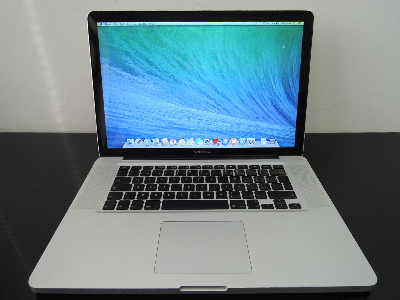 "MacBook PRO 15.4""/C2D 2.53 GHz/4GB RAM/240GB SSD"