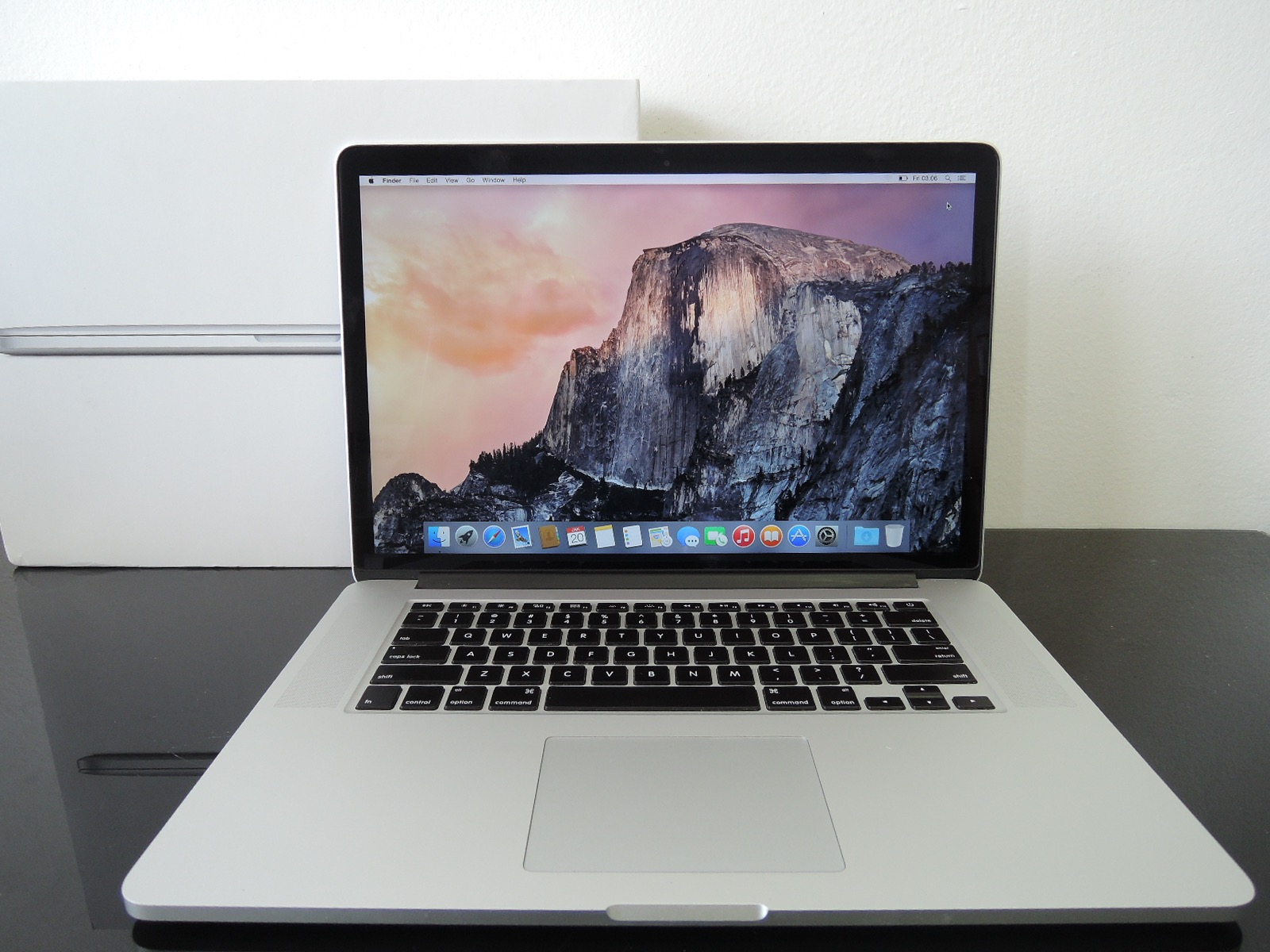 "MacBook PRO RETINA 15.4"" CTO /i7 2.6 GHz/16GB RAM/1TB SSD"