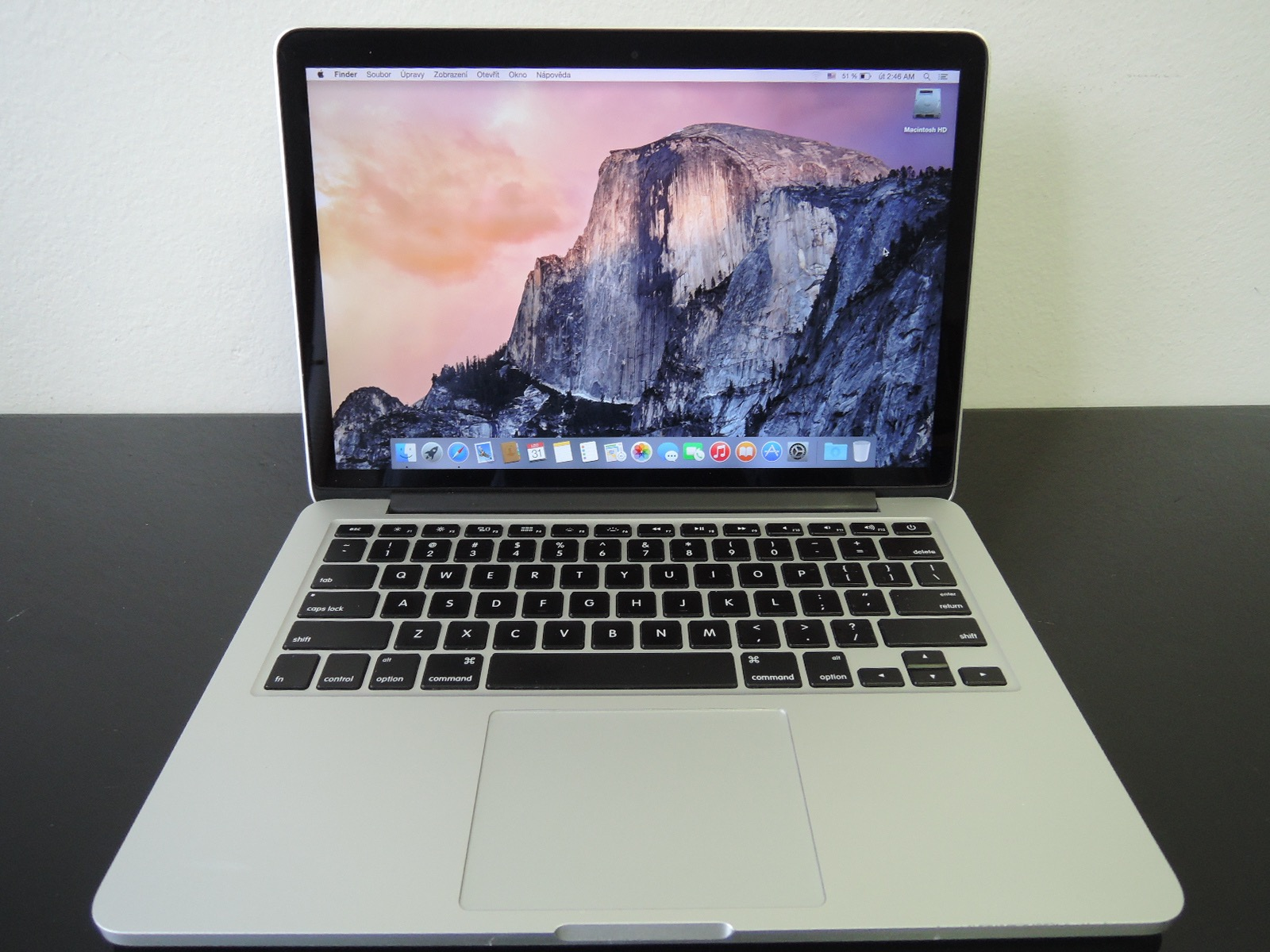 "MacBook PRO RETINA CTO 13.3""/i7 3GHz/8GB RAM/256GB SSD"