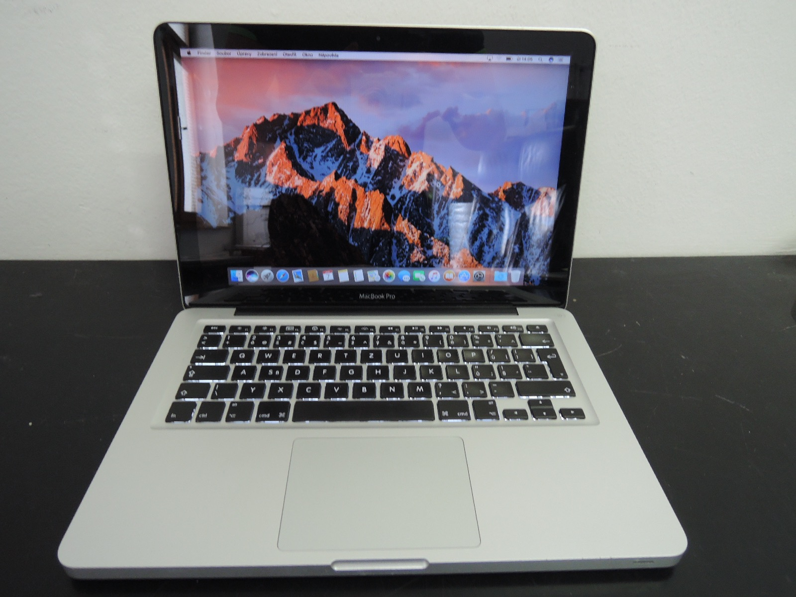 "MacBook PRO 13.3""/i5 2.3 GHz/8GB RAM/256GB SSD"
