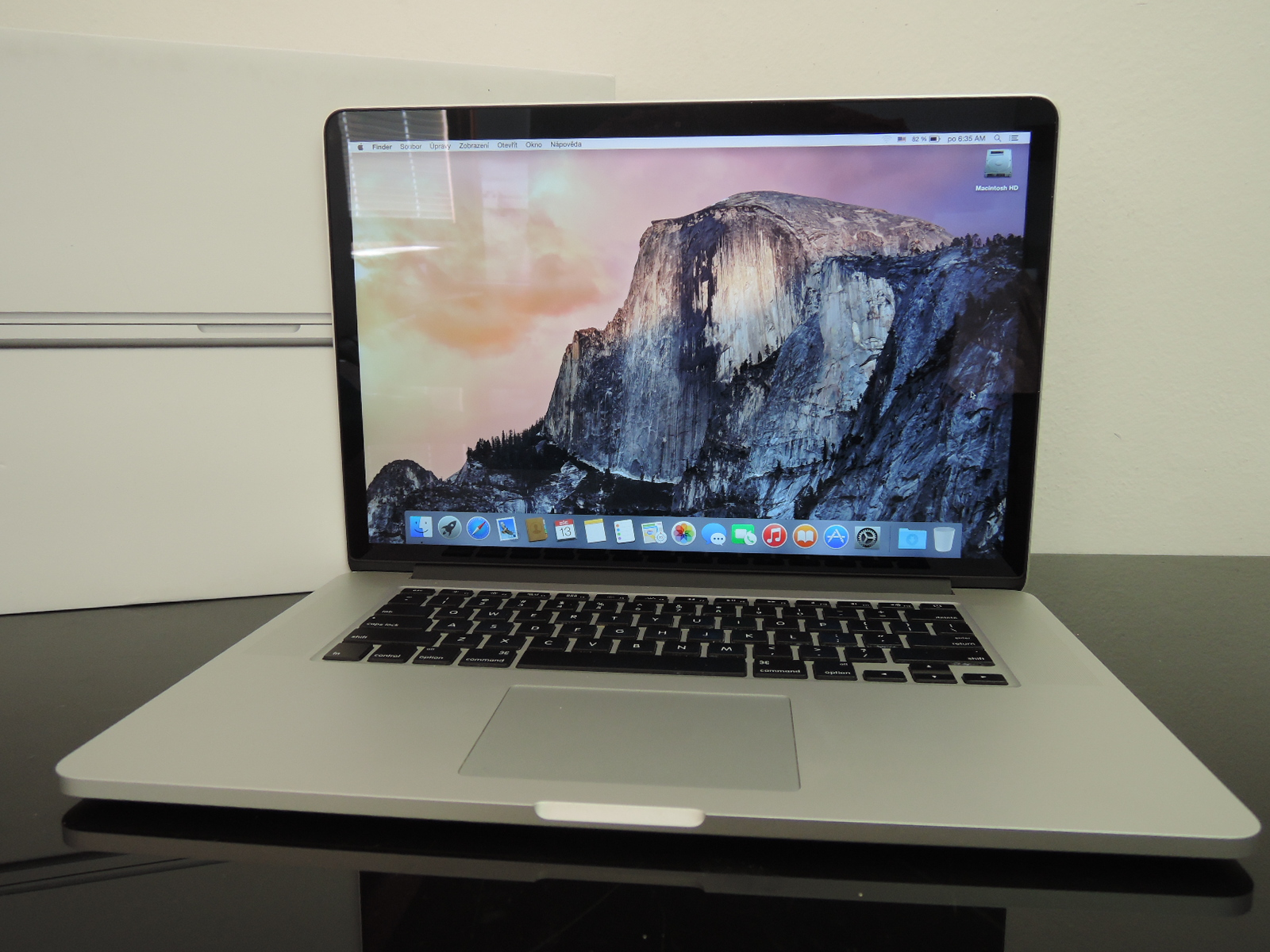"MacBook PRO RETINA 15.4"" /i7 2.6 GHz CTO/16GB RAM/1TB SSD"
