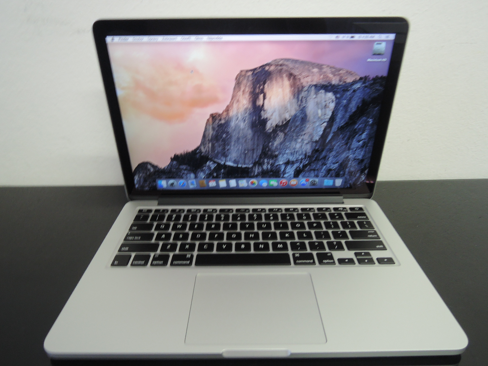 "MacBook PRO RETINA CTO 13.3""/i7 3 GHz/16GB RAM/256GB SSD"