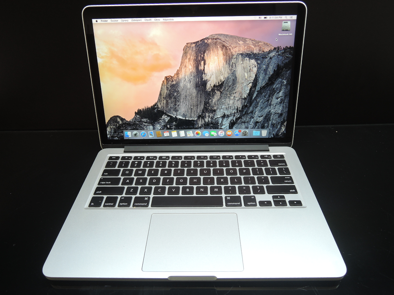 "MacBook PRO RETINA CTO 13.3""/i7 3.1 GHz/8GB RAM/256GB SSD"
