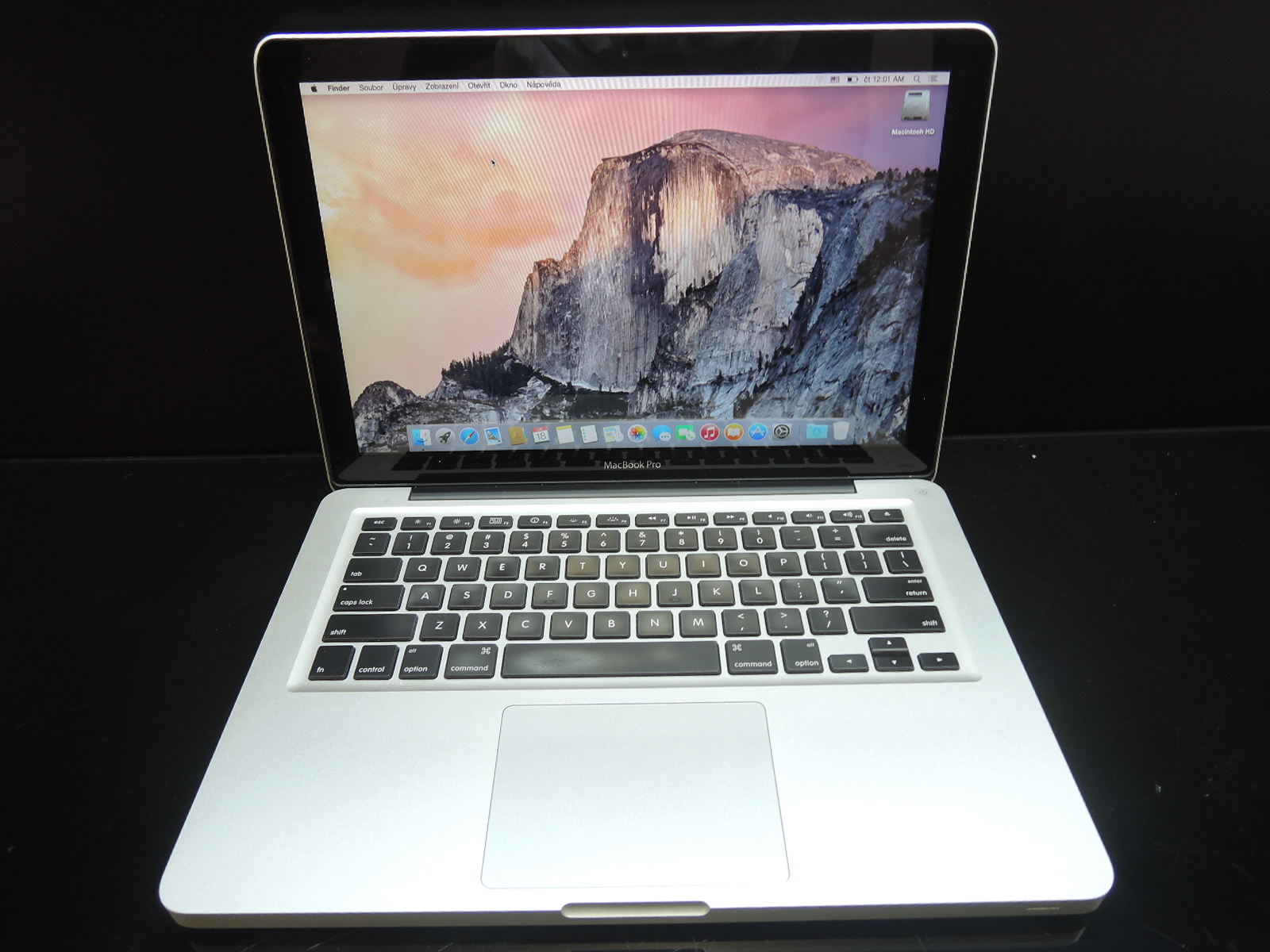 "MacBook PRO 13.3""/i5 2.3 GHz/4GB RAM/250GB HDD"