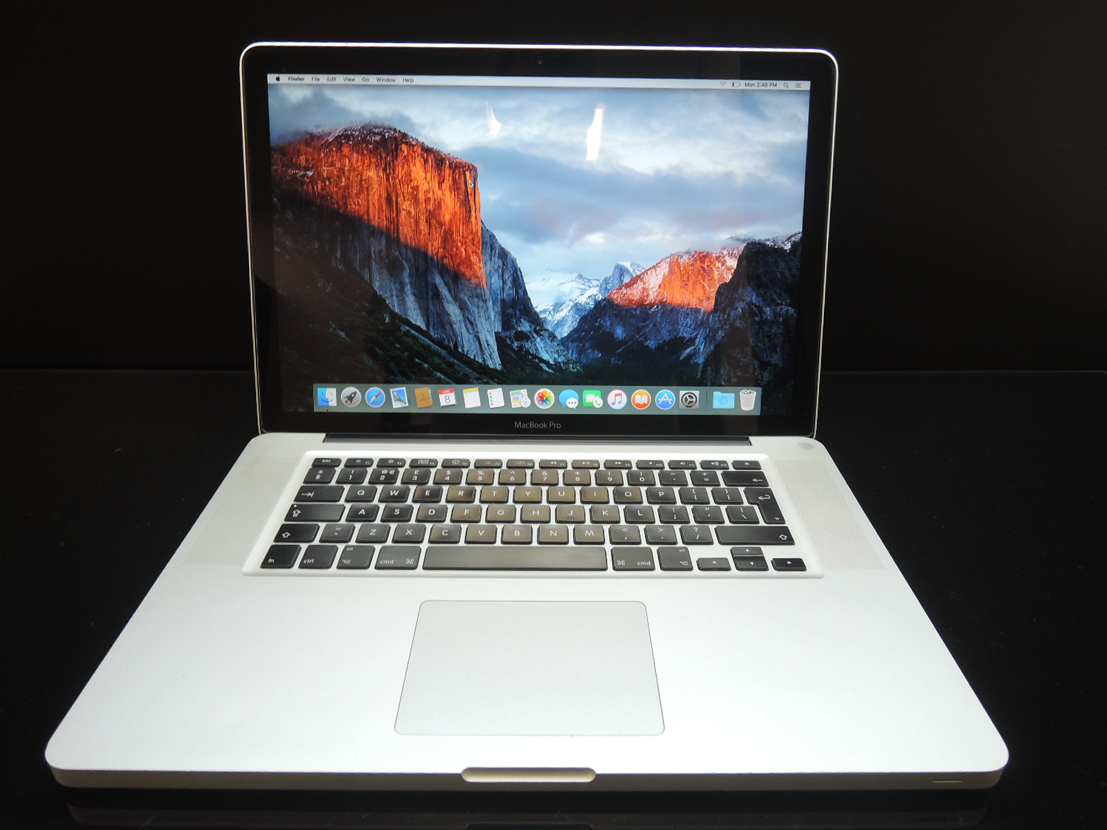 "MacBook PRO 15.4""/C2D 2.66 GHz/8GB RAM/320GB HDD"
