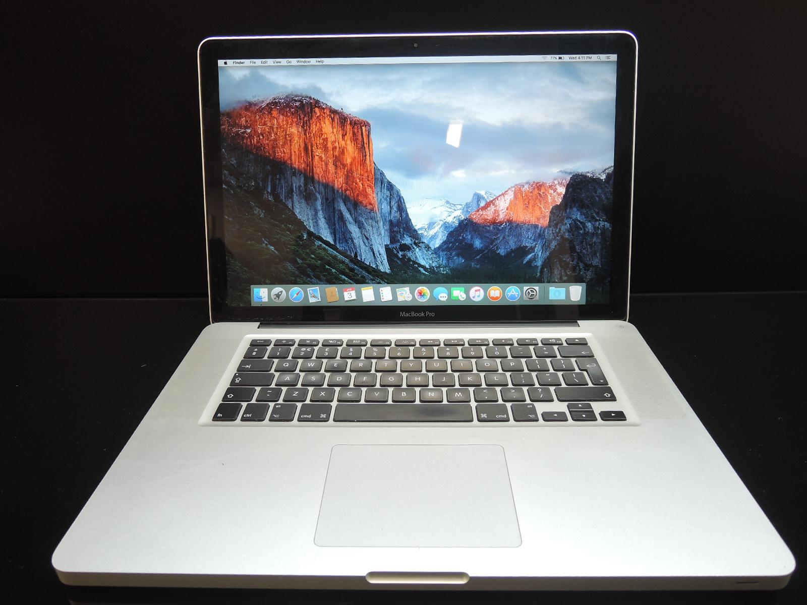 "MacBook PRO 15.4"" /i7 2 GHz/4GB RAM/320GB HDD"