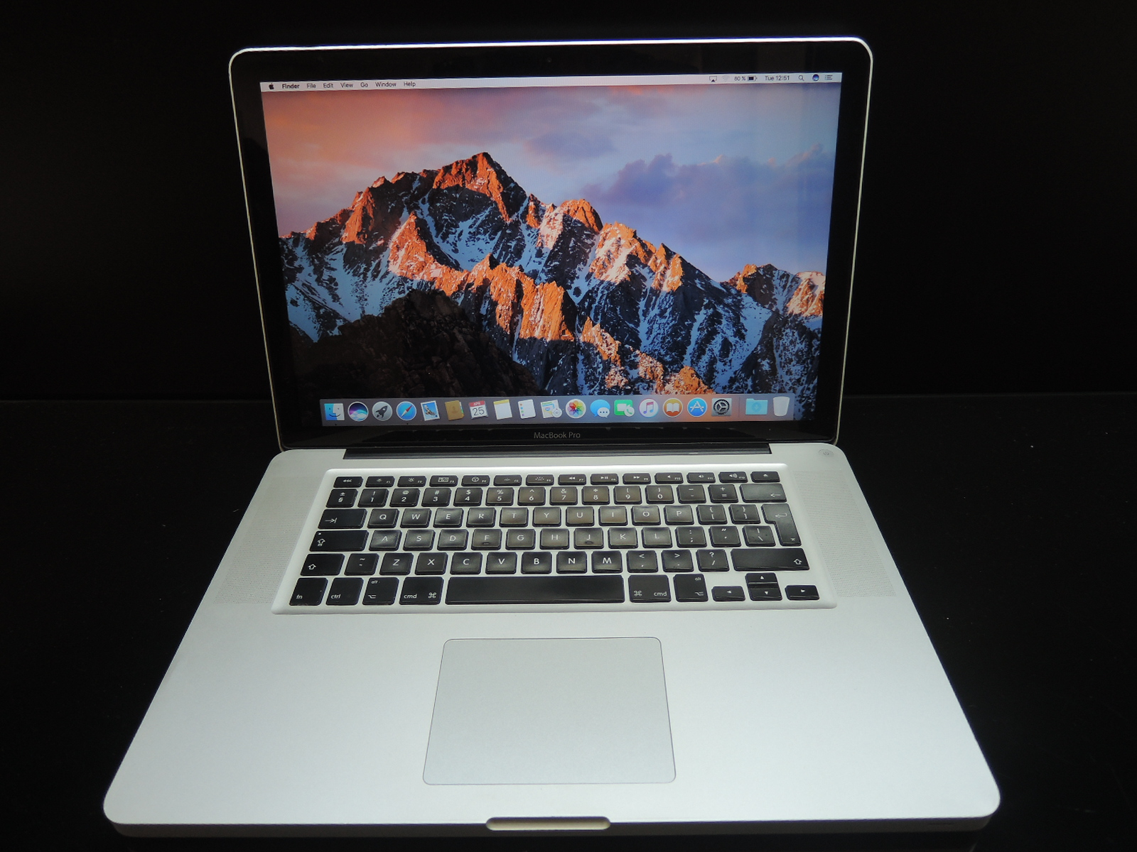"MacBook PRO 15.4"" /i7 2.2 GHz/8GB RAM/256GB SSD"