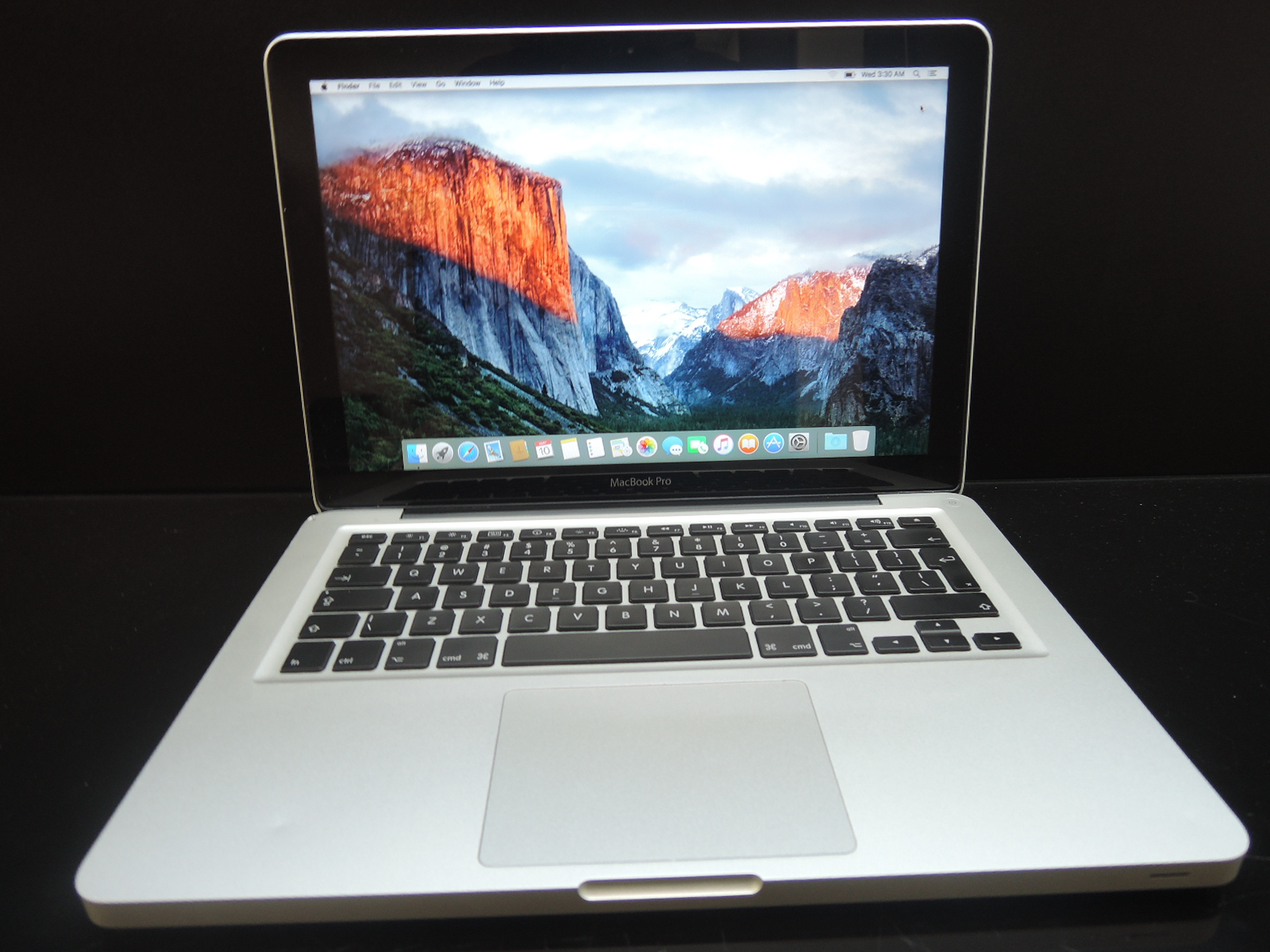 "MacBook PRO 13.3"" CTO/i7 2.9 GHz/8GB RAM/512GB SSD"