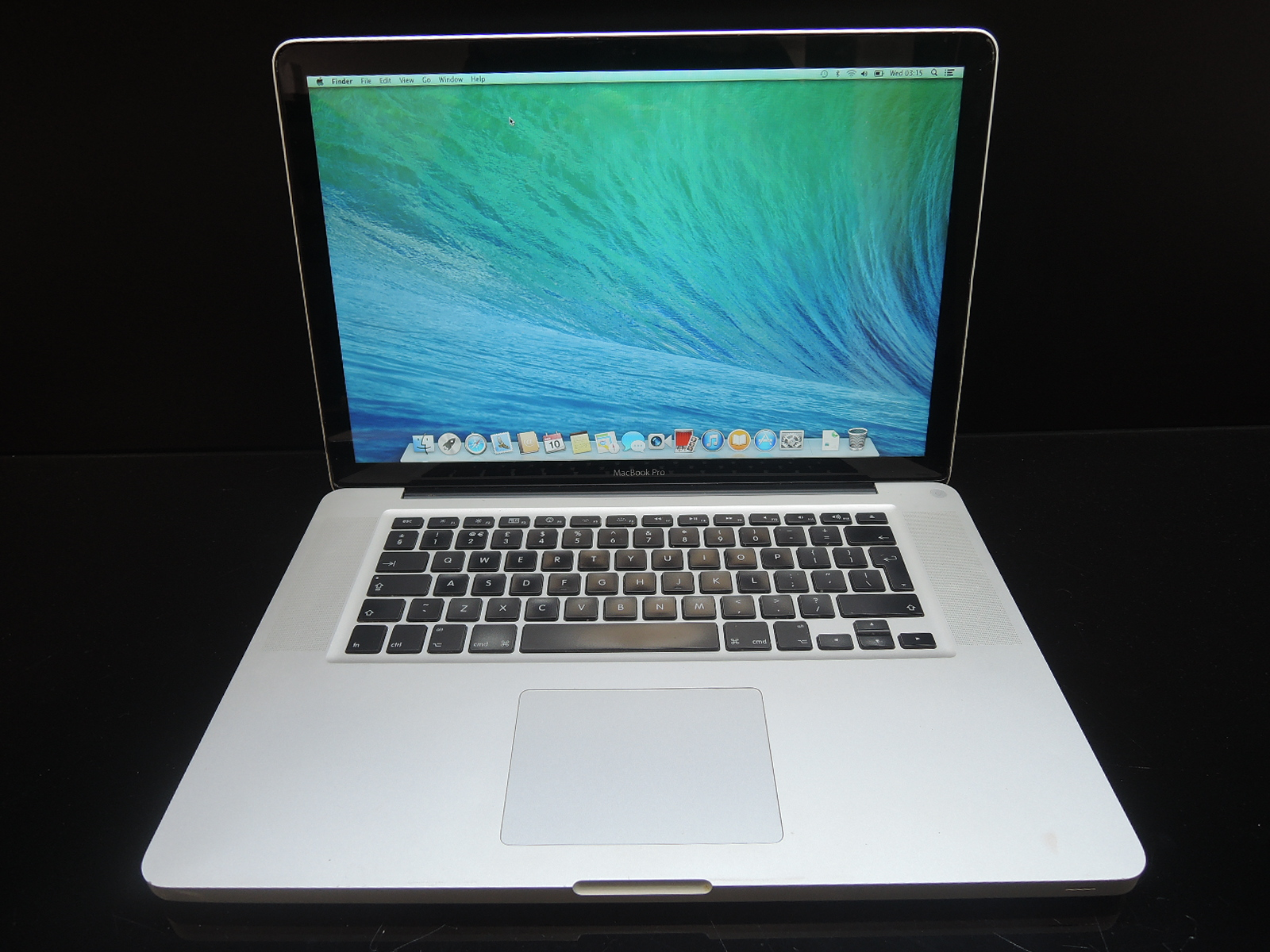 "MacBook PRO 15.4""/C2D 2.4 GHz/4GB RAM/160GB HDD"