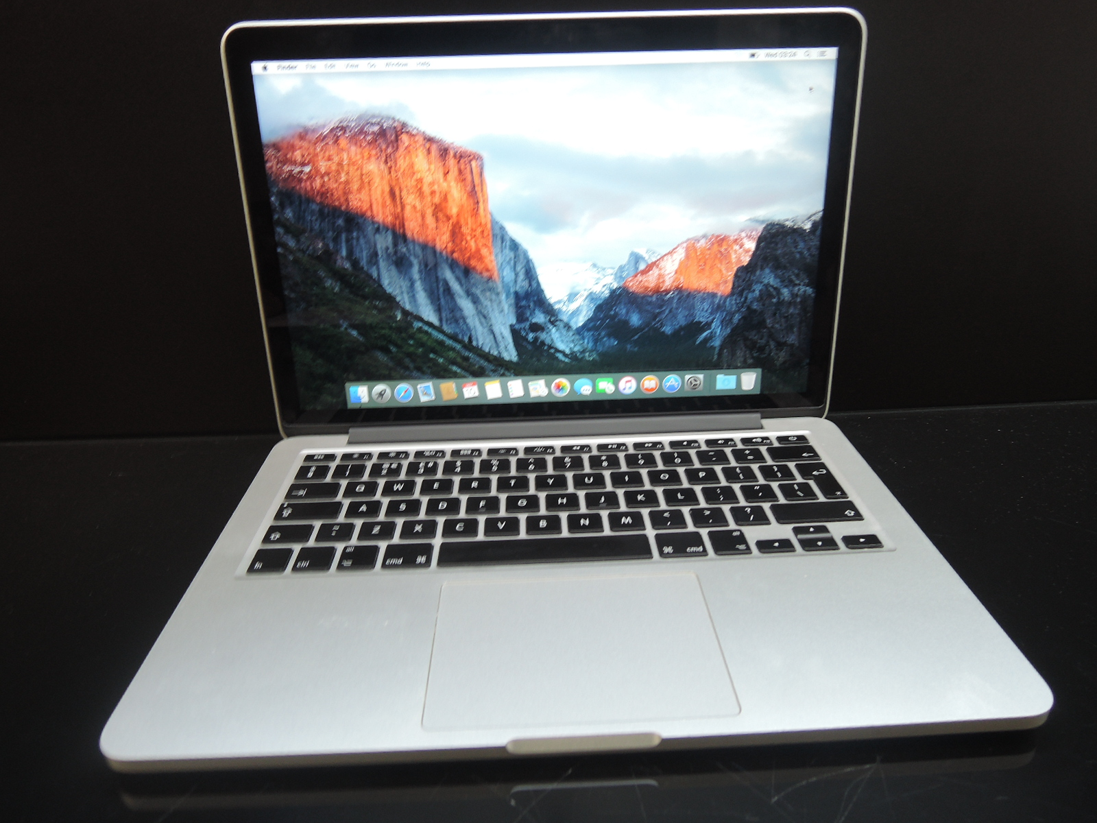 "MacBook PRO RETINA CTO 13.3""/i5 2.9 GHz/8GB RAM/128GB SSD"