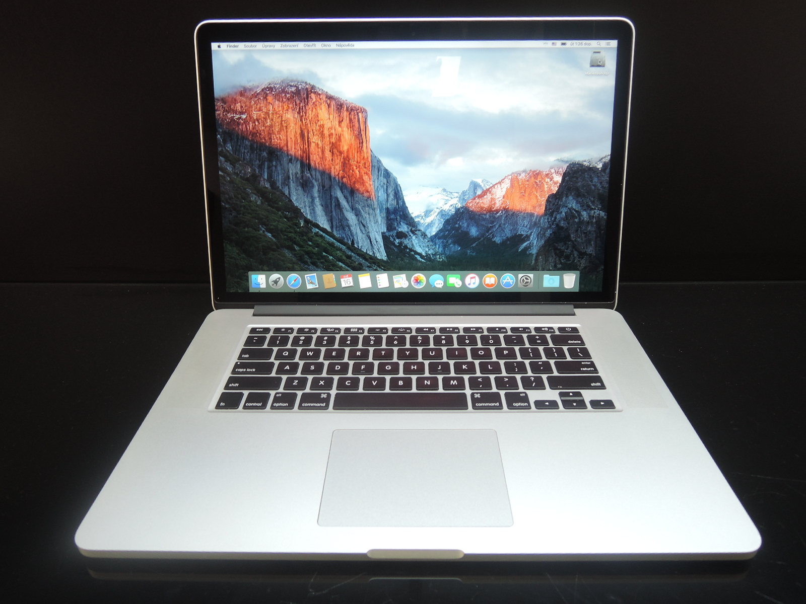 "MacBook PRO RETINA 15.4"" /i7 2.8 GHz/16GB RAM/1TB SSD"