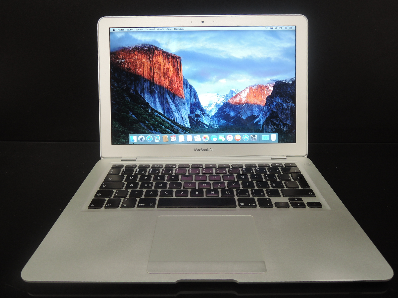 "MacBook AIR 13.3""/C2D 2.13 GHz/2GB RAM/128GB SSD"