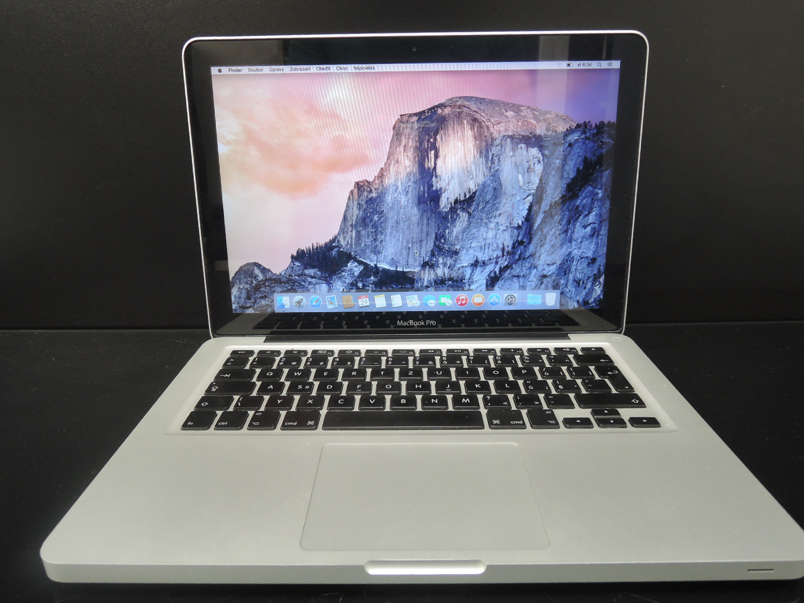 "MacBook PRO 13.3""/C2D 2.53 GHz/4GB RAM/256GB SSD"