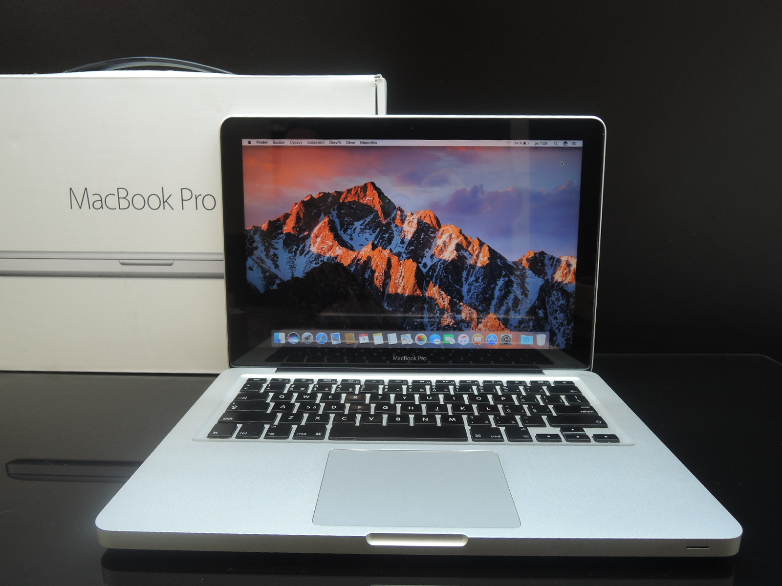 "MacBook PRO 13.3""/C2D 2.4 GHz/4GB RAM/320GB HDD"